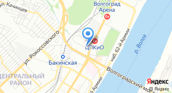 ТД Далакс-Волга на карте