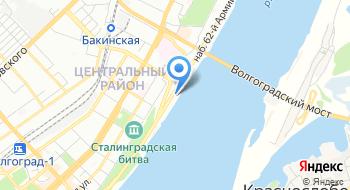 Центральное поисково-спасательное подразделение на карте