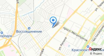 Приход Храма Святого Иоанна Кронштадтского на карте