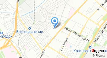 Благовещенская станица на карте