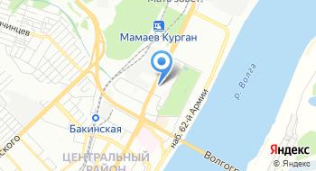 Volgograd.JustConnect.ru на карте
