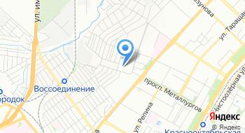 Государственное казенное образовательное учреждение Волгоградская школа-интернат № 6 на карте