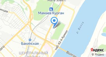 СУГ на карте