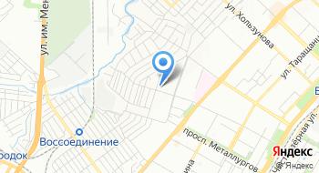Государственное казенное общеобразовательное учреждение Волгоградская школа-интернат № 3 на карте