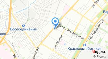 Россиянка на карте