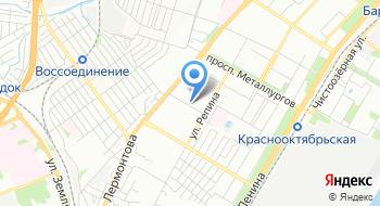 Волгоградский лазертаг клуб Победа на карте