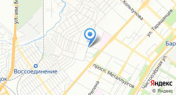 Жилищно-коммунальное Хозяйство Краснооктябрьского района Волгограда на карте