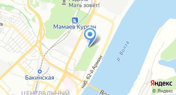 Парк культуры и отдыха на карте