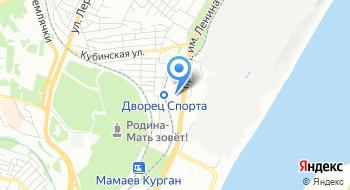 Очаг на карте