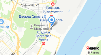 Филиал ФГУП Охрана МВД России по Волгоградской области на карте