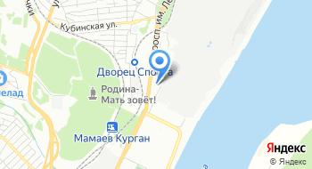 Регион сервис на карте
