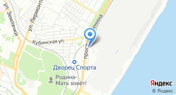 Компания Деловое решение на карте
