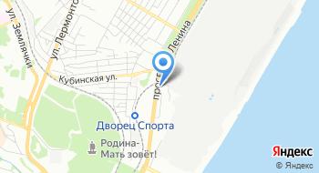 Компания Lkm на карте