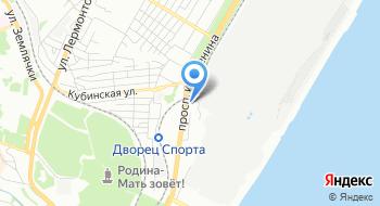 Отис Лифт на карте
