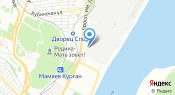 Биэс на карте