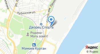Волгоградский научный-исследовательский и проектный институт технологий химического и нефтяного аппаратостроения на карте