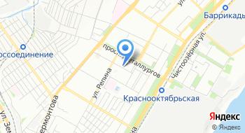 ГБПОУ ВЭТК на карте