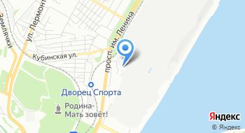Волга групп на карте