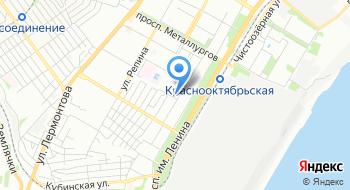 Канцелярская Кнопка на карте