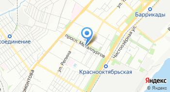 Форус Банк (Отозвана лицензия) на карте