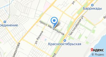 Магазин Зингер на карте
