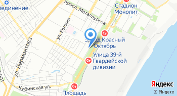 УК Тандем на карте