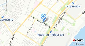 Велопрокат Волгоград на карте