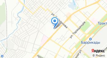 ОВО по городу Волгограду Филиал ФГКУ ОВО ГУ МВД России по Волгоградской области на карте