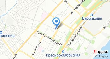 Областная автошкола Общественная организация всероссийского общества автомобилистов на карте