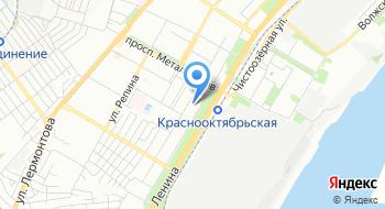 Салон эротического массажа Арома Релакс на карте