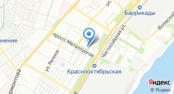 Сервисный центр Толиман на карте