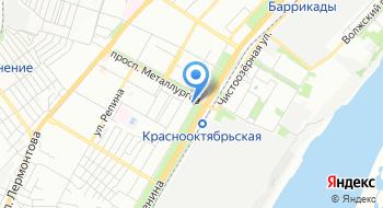 Ферай, офис на карте