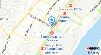 Кафе Бабалюба на карте