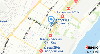 ГБУК ВГТ Царицынская опера на карте
