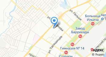 Дизайн Сервис на карте