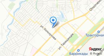 Ателье Русская линия на карте