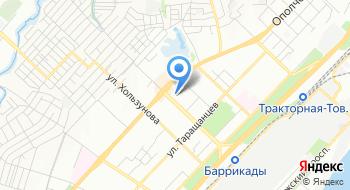 Уголовно-исполнительная Инспекция Управления Федеральной Службы Исполнения Наказаний по Волгоградской области на карте