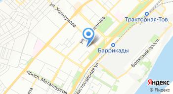 Гаражный кооператив Хользунова на карте