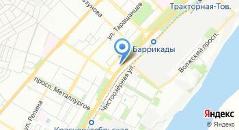 Арконт ВВ на карте