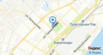 Волгоградский профессионально-технический колледж на карте