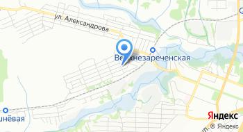 Детская поликлиника №17 на карте