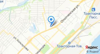 МОУ Школа-интернат на карте