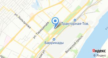Фитнес-клуб Kite на карте