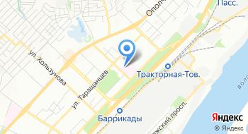 Клиническая больница №5 Хирургическое отделение на карте