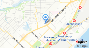 Торгово-сервисная компания inlineRDM на карте