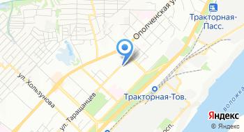 Спортивный комплекс Зенит на карте