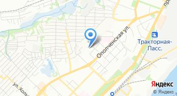 Станция техобслуживания У Саныча на карте