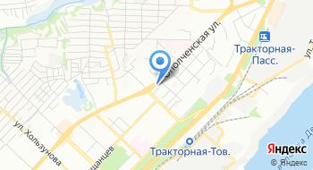 Организация переездов на карте