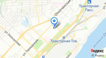 Итрако на карте