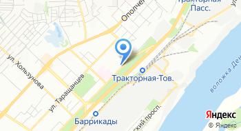 Ветеринарная аптека доктора Чулковой, склад на карте